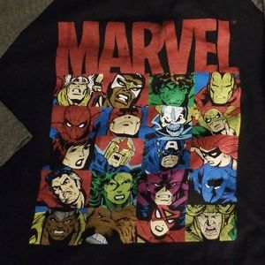 MarvelKids long sleeve tshirt